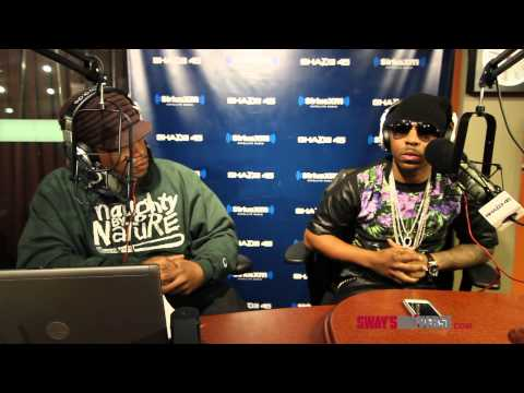 Rocko Talks About Discovering Future on Sway in the Morning