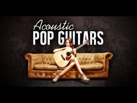 Professional Sounding Acoustic Pop Guitar Hooks, Acoustic Pop Guitar Licks, Riffs, Loops & Samples