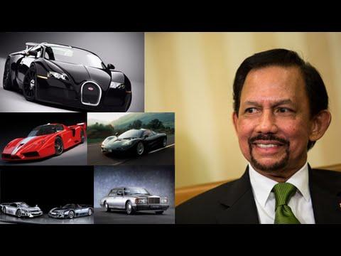 สุดยอด 5 รถ หรู ของ สุลต่านบรูไน , Top 5 Cars In Sultan Of Brunei's Collection