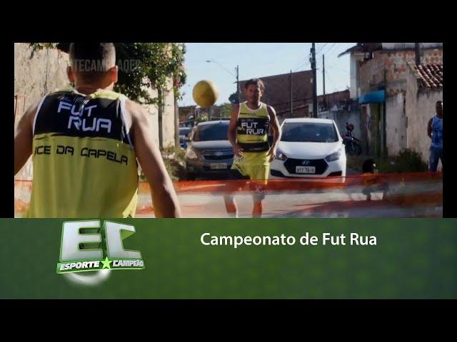 Moradores do Barro Duro promovem Campeonato de Fut Rua