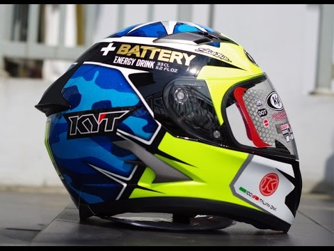 review helm kyt vendeta2 aleix espargaro motogp replica. Black Bedroom Furniture Sets. Home Design Ideas