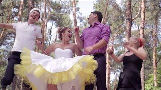 Аня и Леша - Accidentally In Love (свадебный клип)