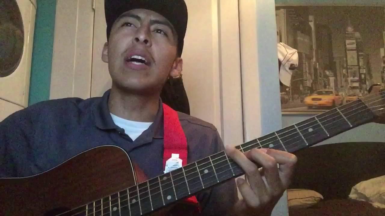 Alfredito Olivas -El Paciente (Cover con Guitarra) - YouTube