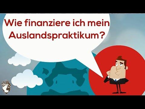 Wie finanziere ich mein Auslandspraktikums am besten? (3)