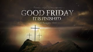 Good Friday Virtual Service