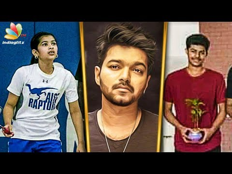 Vijay's Children - A Total Change over | Latest Tamil Cinema News