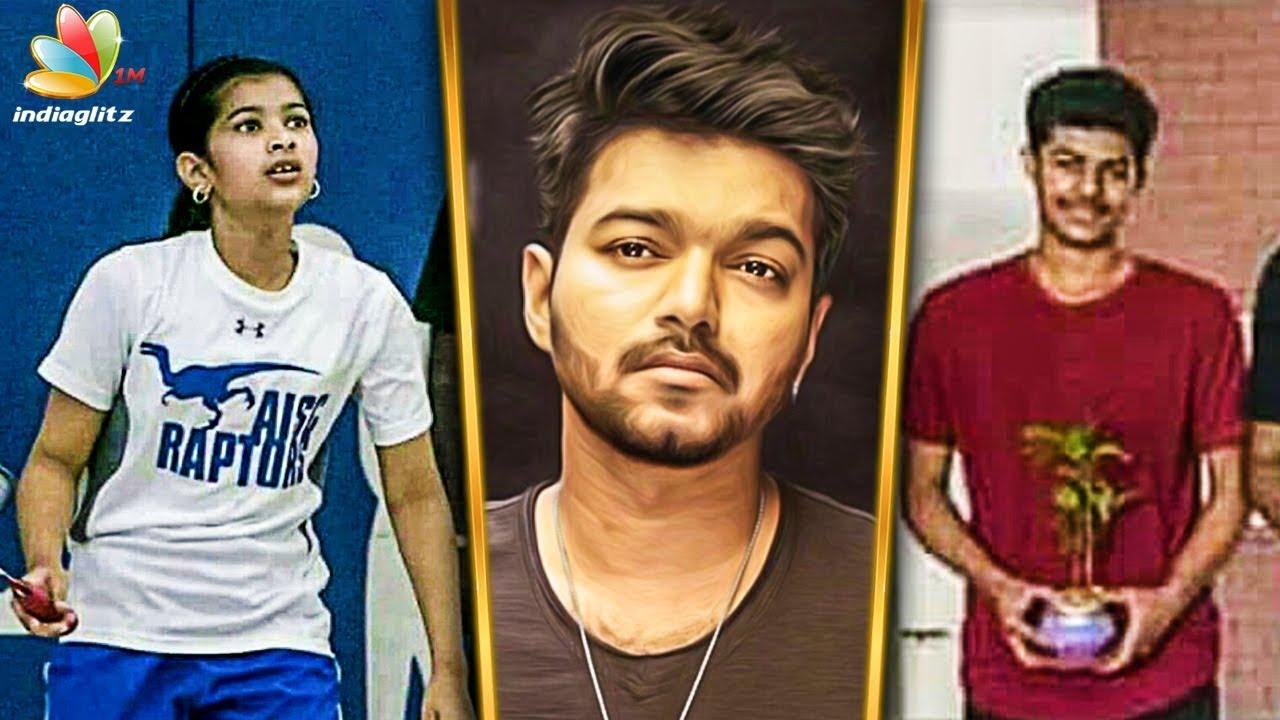 Vijay's Children - A Total Change over | Latest Tamil Cinema News
