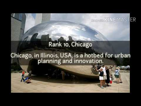 Top 10 High Tech Cities in the World
