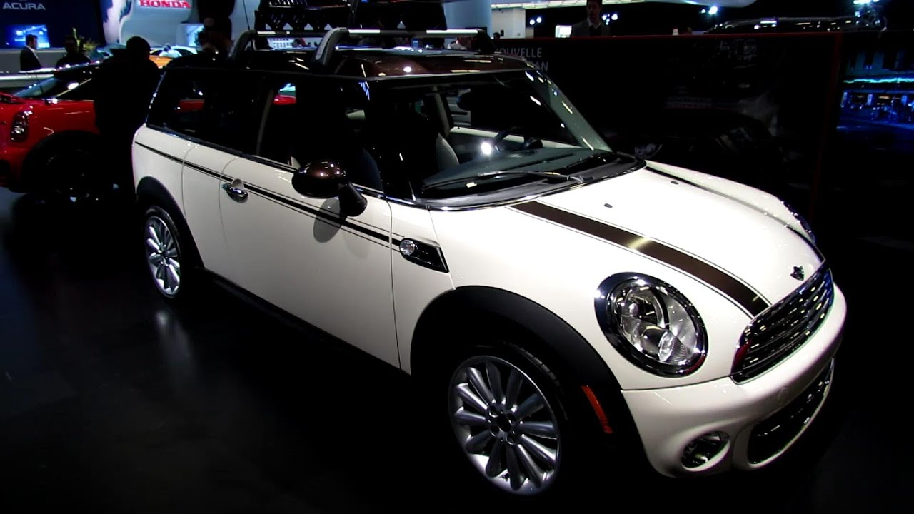2013 mini cooper clubman hyde park edition exterior. Black Bedroom Furniture Sets. Home Design Ideas