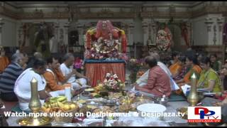 Part 7.Goda Devi(Andal) kalyanam was celebrated at DFW Hindu Temple,Dallas,Texas