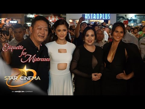 'Etiquette for Mistresses' Grand Premiere Night