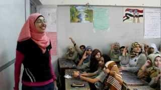 علمونا فى مدرستنا - طلبة يوتوبيا