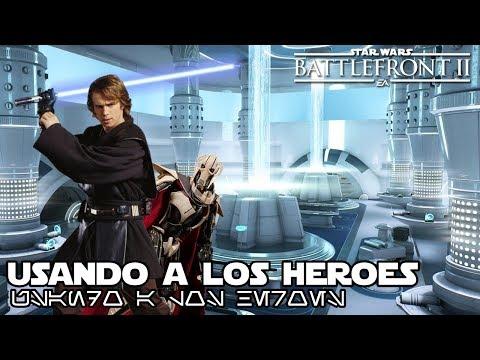 En búsqueda del elegido en Battlefront 2 - The Clone wars - Jeshua Revan thumbnail