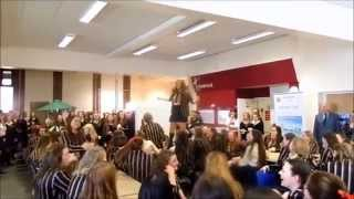 Stick to the Status Quo - Loreto Grammar School Flash Mob