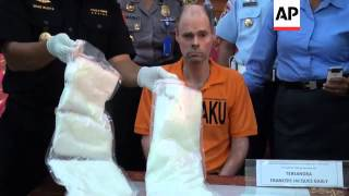 French citizen arrested for drug smuggling in Bali, police news briefing