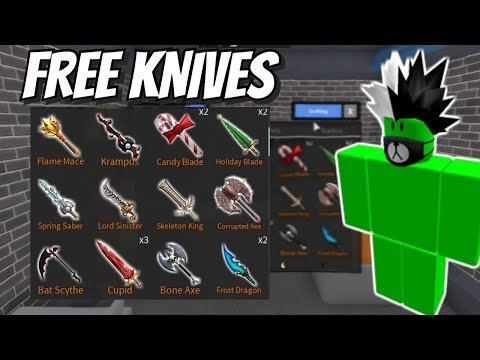 Details About Roblox Assassin Pizza Knife Common Limited Edition Read Desc He Gave Me His Whole Inventory Dream Knife Roblox Assassin Youtube