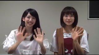 ebichuTV(2016.06.23)/星名、真山のお便り七三分け/真山りか/星名美怜/...