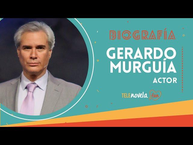 Biografía de Gerardo Murguía