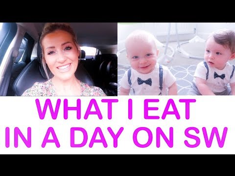 WHAT I EAT IN A DAY ON SLIMMING WORLD AS A BUSY MUM