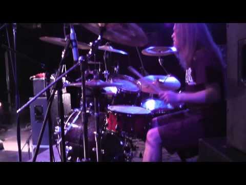 "Jacek Gut - Banisher - ""Paradigm Shift"" - Live at Metal Blast, Cairo, Egypt"