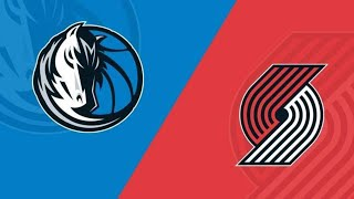 NBA Live Stream   Portland Trail Blazers vs Dallas Mavericks