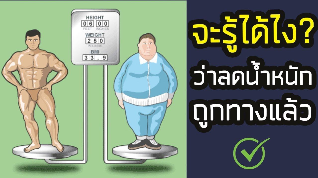จะรู้ได้ไง ว่า ลดน้ำหนัก ถูกวิธีมั้ย ?  by OMRON