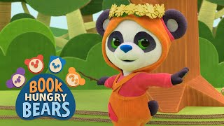 Book Hungry Bears - Fairy Flower Crown  Videos for Kids