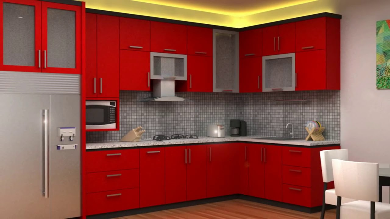 6 Top Red Kitchen Design Ideas Trends in 6