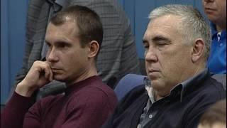 Видеофрагмент доклада директора ЦОП по дзюдо Челябинской области Валерия Ширшикова на коллегии минсп