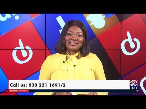 Actress, Akuapem Poloo's imprisonment - JoyNews Interactive (20-4-21)