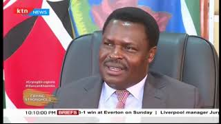 Crying Stronghold: Tharaka Nithi is famous for voting overwhelmingly for ruling party