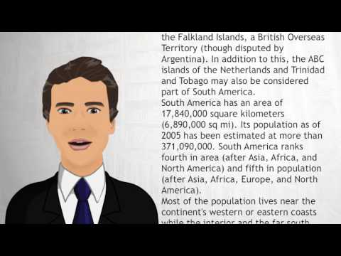 South America - Wiki Videos
