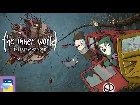 The Inner World 2: The Last Wind Monk: iOS iPad Pro Gameplay Walkthrough Part 1 (by Studio Fizbin)