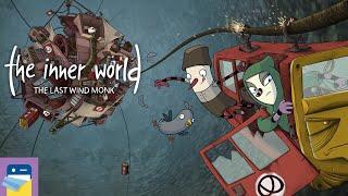 The Inner World 2: The Last Wind Monk: iOS iPad Pro Gameplay Walkthrough Part 1 (by Studio Fizbin)
