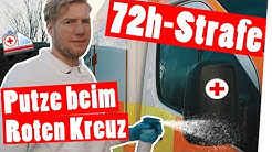72h-Strafe: Putzen beim Roten Kreuz – 72 Sozialstunden für Marc || Das schaffst du nie!
