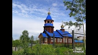 видео Владимирская церковь