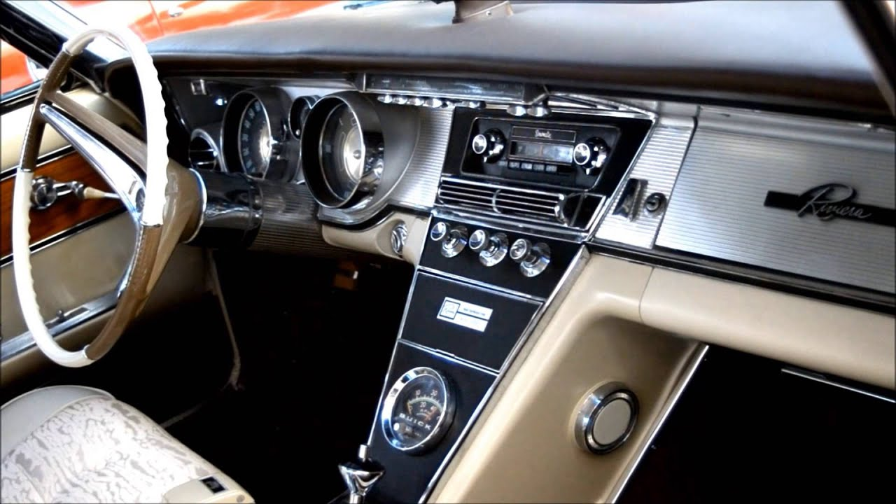 Image result for 1963 buick riviera console