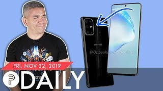 Samsung Galaxy S11 CAD Leaks are UGLY!?