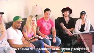 Иностранцы слушают Oxxxymiron-Город под Подошвой(Русский Эминем?)