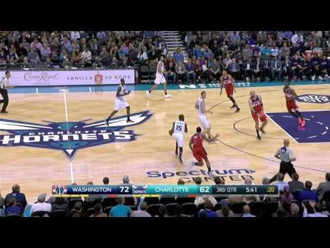 Washington Wizards vs Charlotte Hornets   January 23, 2017   NBA 2016-17 Season