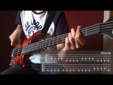 Muse - Starlight (Bass Cover With TABS!)