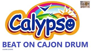 Cajon Calypso Beat Tutorial | Cajon Covers