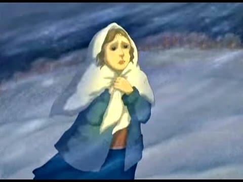 Короткометражные мультфильмы - Лу. Рождественская история