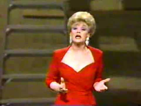 A. Lansbury Everythings coming up roses 1989