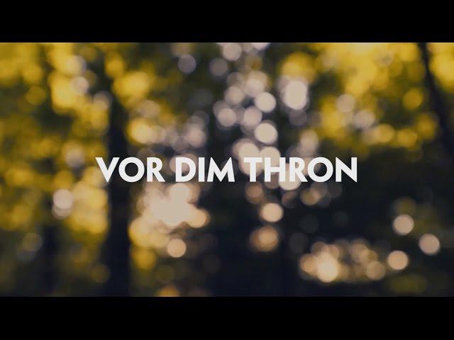 GfC Bern Worship - Vor Dim Thron (Lyric Video)