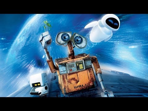 DISNEY | WALL·E : The Movie Game THE END | PimPamPum KIDS HD |