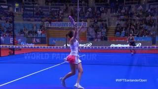 (Resumen) Semifinal Femenina Santander Open 2017 | World Padel Tour