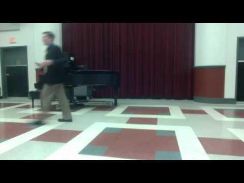 Grace LoPresti & Javon Charles Joint Recital