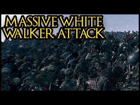 Massive 17,000 Man Last Stand Beyond The Wall - Seven Kingdoms Total War