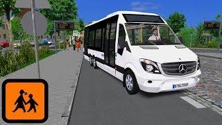 OMSI 2 SPRINTER CITY 77 von Mercedes-Benz ☆ Let's Play OMSI 2 | #651